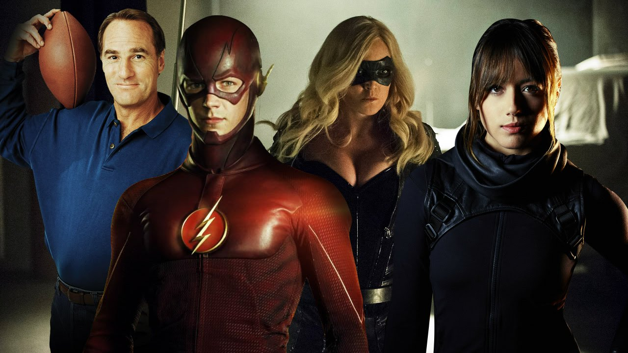 What channel is the - Flash Rocks Shield S New Changes And Coach Returns Channel Surfing Podcast Episode 242