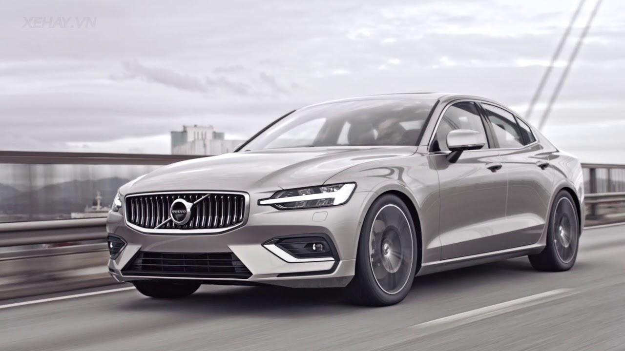 Volvo S60 2019 - đối thủ Mercedes C-Class giá từ 814 triệu VNĐ vừa ra mắt tại Mỹ |XEHAY.VN|