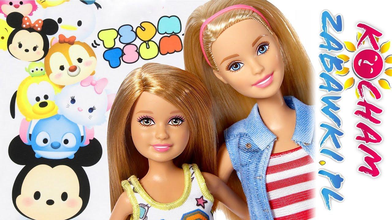 Barbie i Stacie • Wymarzone Tsum Tsum • Disney & Auchan • Bajki po polsku