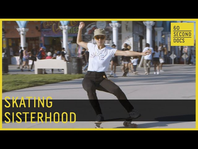 The Girl Group Changing Skateboarding On Venice Beach
