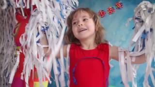 Бумажное шоу на детский праздник. Детские аниматоры.