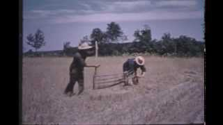 History of American Farm --The Pageant of the Farm