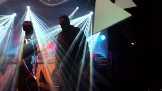 VINYL JUNKIE & MC ROBBIE DEE @ FANTAZIA / UNIVERSE