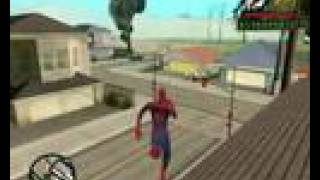GTA Spiderman Trailer