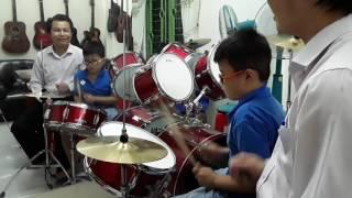 Học Đánh Trống jazz Điệu Blue