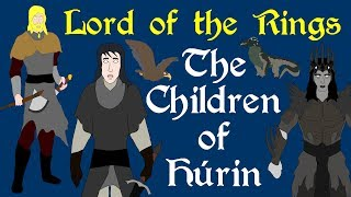 Lord of the Rings: Children of Húrin (Complete)