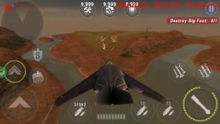 Gunship Battle Game, Night Hawk (F-117) New Update