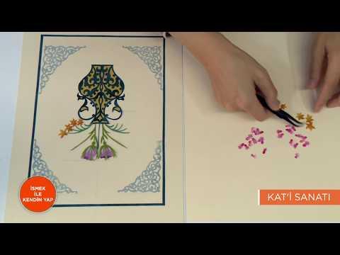 İSMEK ile Kendin Yap | Kat'i Sanatı