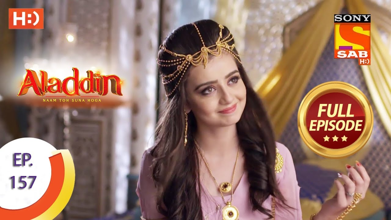 Download Aladdin - Ep 157 - Full Episode - 22nd March, 2019