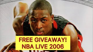 *FREE GIVEAWAY* NBA LIVE 2006 - PS2 | With Kingdoms of Camelot Video