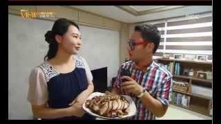 생방송뷰 떴다!간식맨, 아내를 위한 간식배달