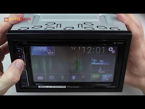 Мультимедиа ресивер Pioneer AVH-X2700BT