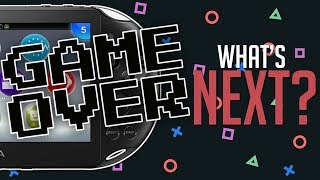 PS Vita Production Ends Worldwide | What's Next? (The Next Era)