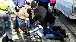 """""""Odin'in Askerleri""""nden Finlandiya Dışişleri Bakanı Timo Soini'ye saldırı"""