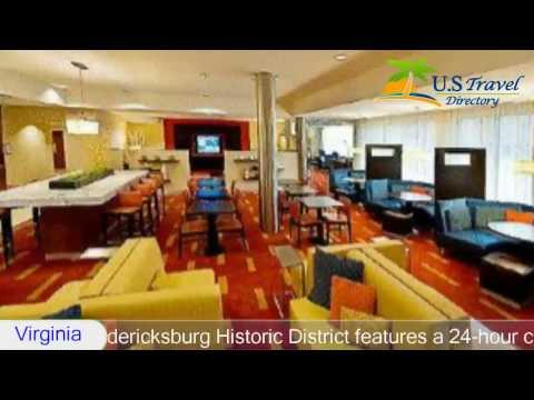 Courtyard Fredericksburg Historic District - Fredericksburg Hotels, Virginia