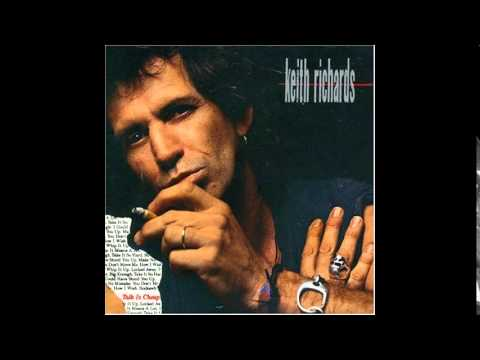Keith Richards - Talk Is Cheap - Take Is So Hard