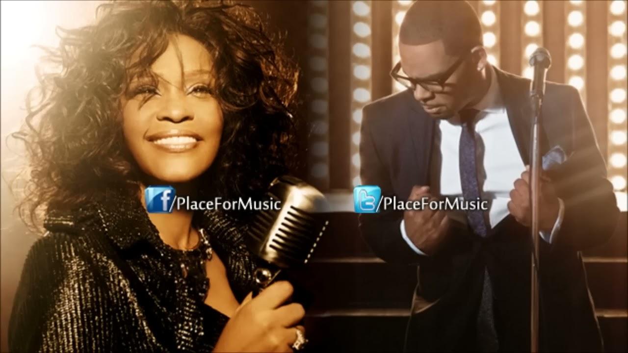 Whitney Houston - I Look To You ft  R  Kelly