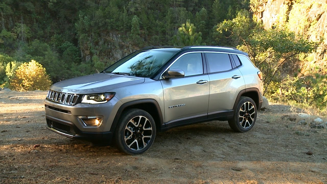 2018 jeep compass limited. Black Bedroom Furniture Sets. Home Design Ideas