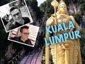 Visite de Kuala Lumpur Malaisie : Batu Caves, Entrée des grottes, Statue de Murugan