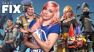 14 Year-Old Fortnite Player Sued By Epic Games - IGN Daily Fix
