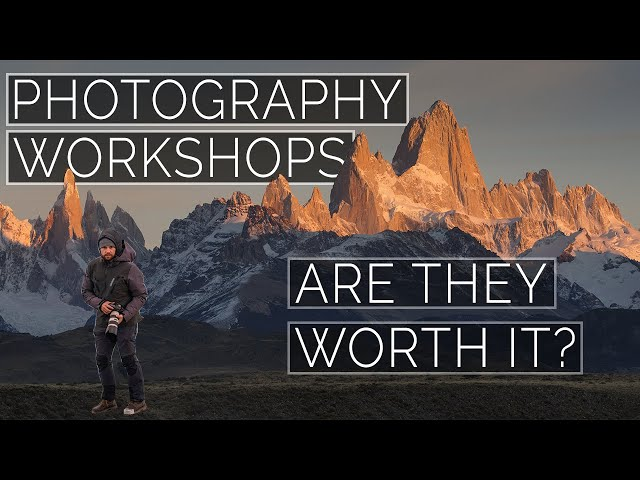 Are they worth it? Photography Workshops