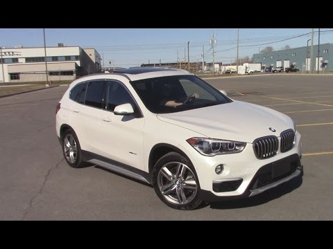2016 BMW X1 xDrive 28i - The most complete review EVER!