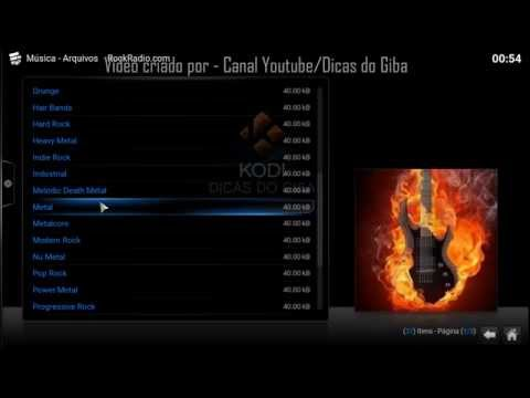 Kodi - Addon - Rock Radio