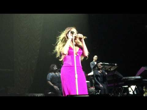 Mariah Carey MY ALL Auckland NZ Concert 2014