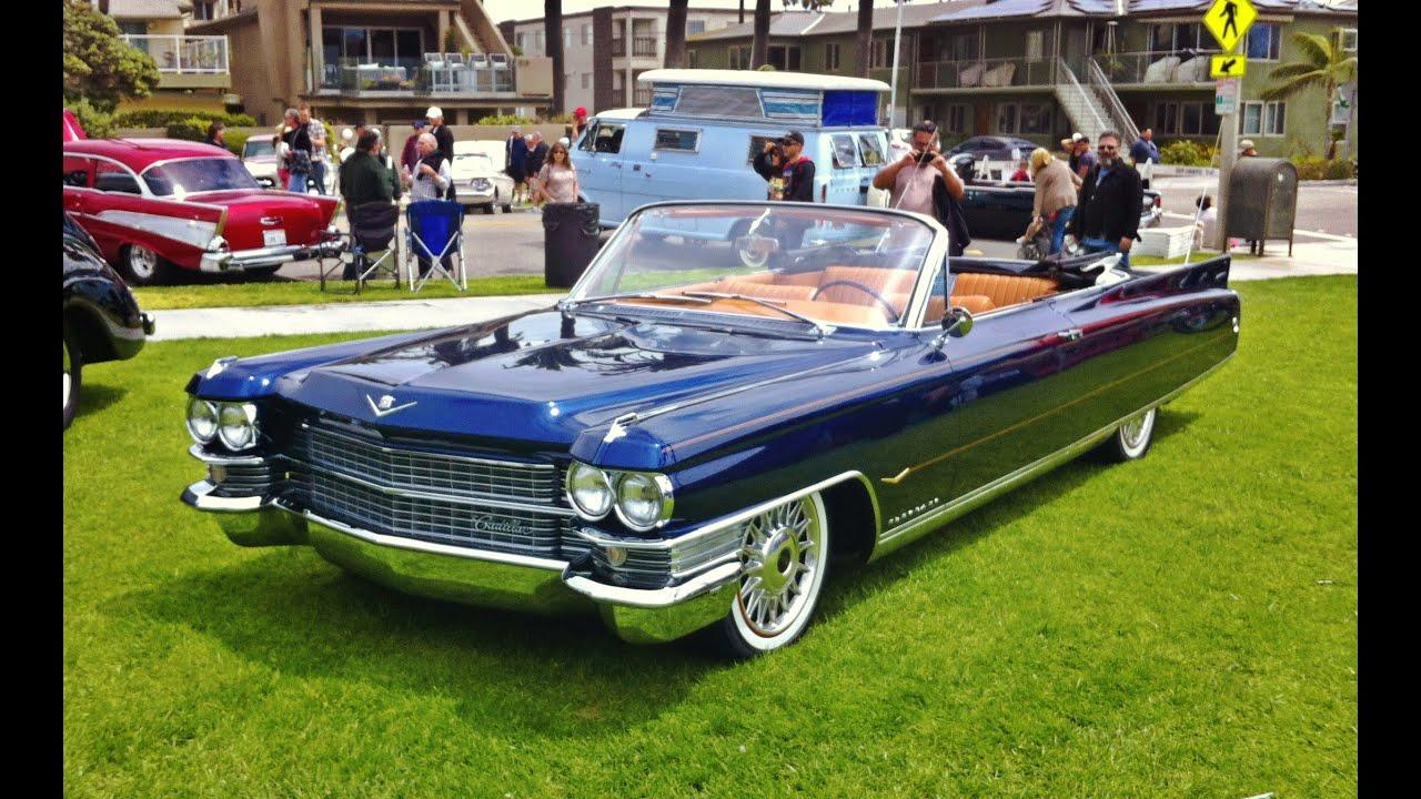 1963 Cadillac Eldorado Covertible By Foose - YouTube