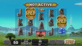 Top Five Slots At William Hill