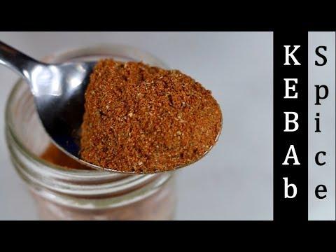 Kabab Spice Recipe