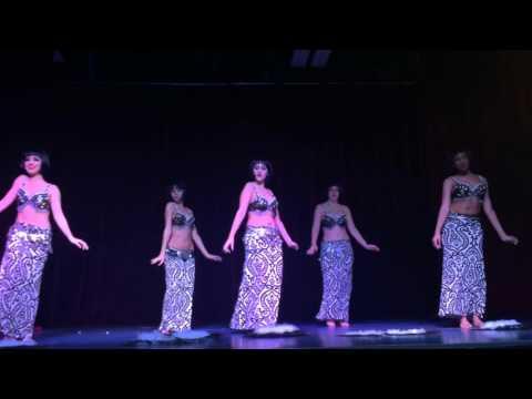 Flavia Belly Dance 13/12/2015
