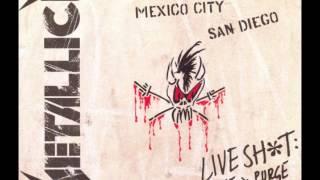 Whiplash (Live Shit: Binge and Purge CD2) - Metallica