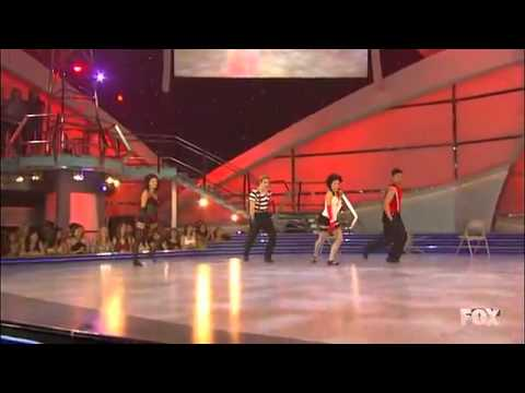 Top 4 Group -broadway - SYTYCD - USA-s3