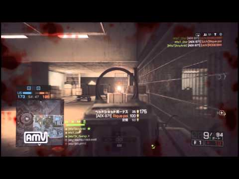 [PS4] M1sT_Dior 5on5 Frag Movie [BF4]