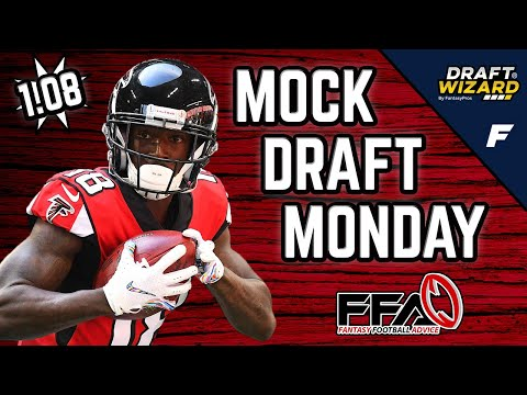 Fantasy Football Mock Draft - 2020 Fantasy Football Advice | 12 Team | Half PPR | 8th Pick