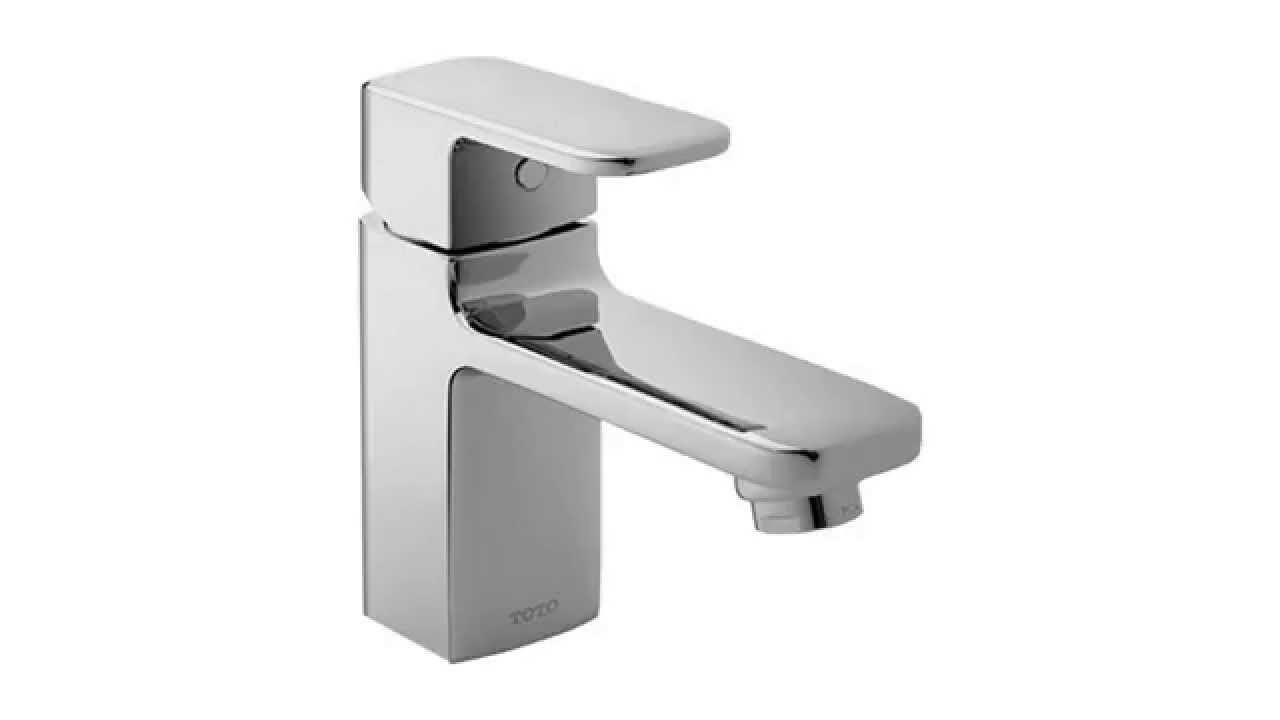 Toto TL630SD-CP Upton Single Handle Lavatory Faucet Reviews - YouTube