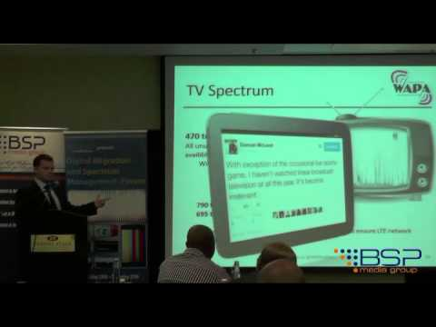 Flexible spectrum usage and regulatory implication for Africa