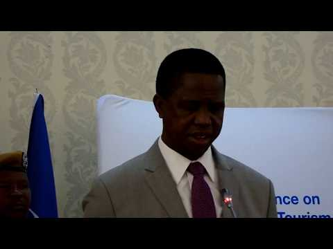 #UNWTO Lusaka Conference Official Opening