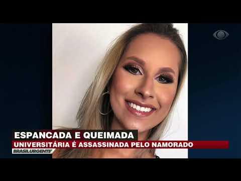 Universitária é assassinada pelo namorado após ser abusada