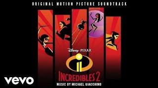 "- Music kids Michael Giacchino - Elastigirl A Un Avion À Attraper (De ""incredibles 2"" / Audio Seule"