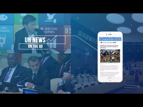 United Nations - News on the Go