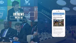 United Nations - News on the Go thumbnail