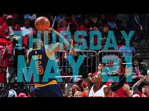 NBA Daily Show: May 21 – The Starters