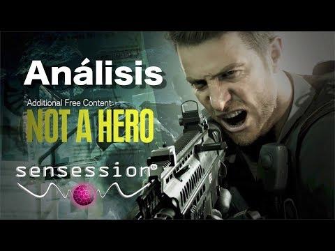 Not a Hero (Resident Evil VII DLC Gratuito) Análisis Sensession