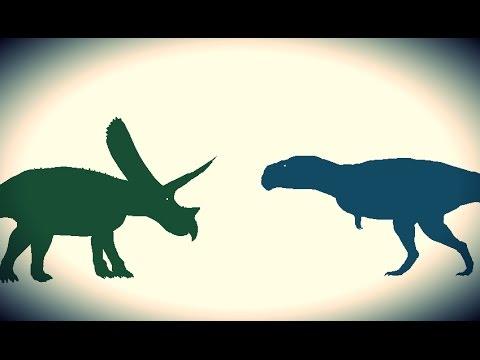 PDFT - Ekrixinatosaurus vs Torosaurus
