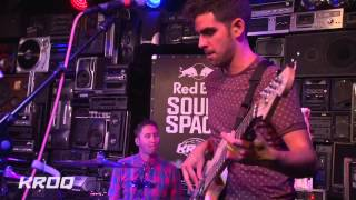 "Smallpools - ""You Get What You Give"" (KROQ Performance)"