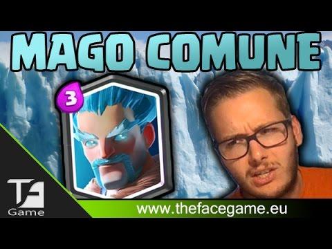 MAGO di GHIACCIO....COMUNE !! Rinnegan FELICE!!