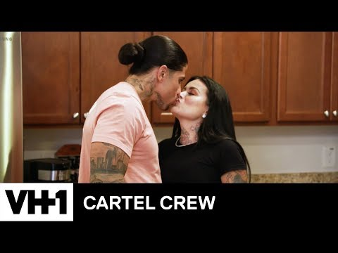 Tatu Baby Is Back w/ Her Old Flame Eddie Soto | Cartel Crew