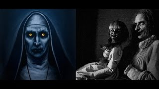 Doa ma theo phong cách The Conjuring